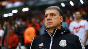 Tata Martino Mexico Trinidad and Tobago