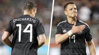 Javier Hernandez Mexico 2019