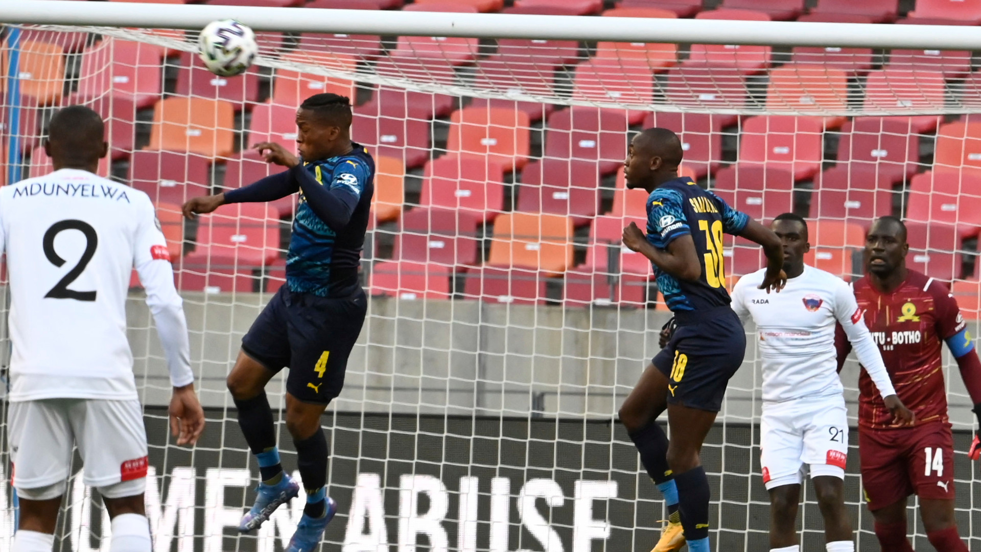 Revealed: Mamelodi Sundowns XI to face Maniema Union – Lebusa returns, Onyango in surprise start
