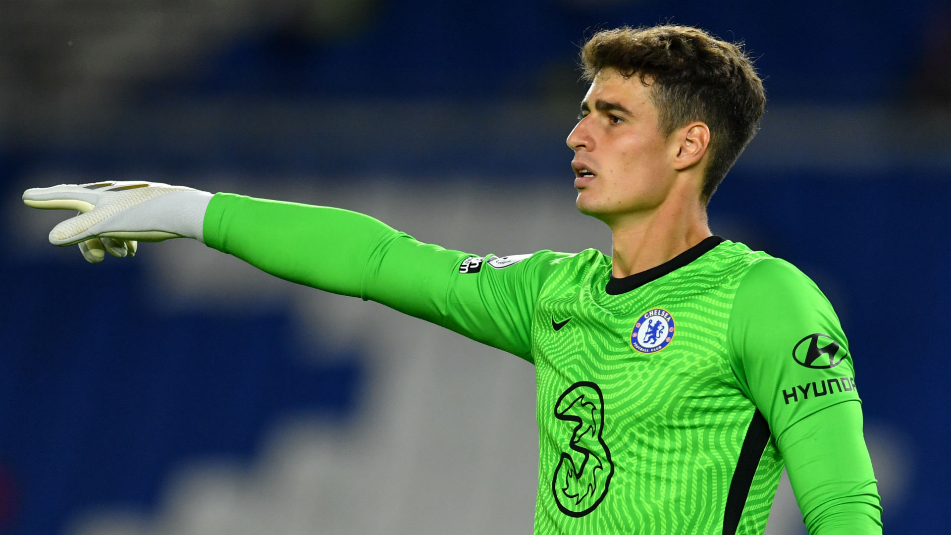 Kepa's gone from first choice at Chelsea to number three' – Error-prone  keeper behind Mendy & Caballero, says Cascarino | Goal.com