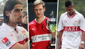 ONLY GERMANY VfB Stuttgart Sami Khedira Joshua Kimmich Serge Gnabry GFX