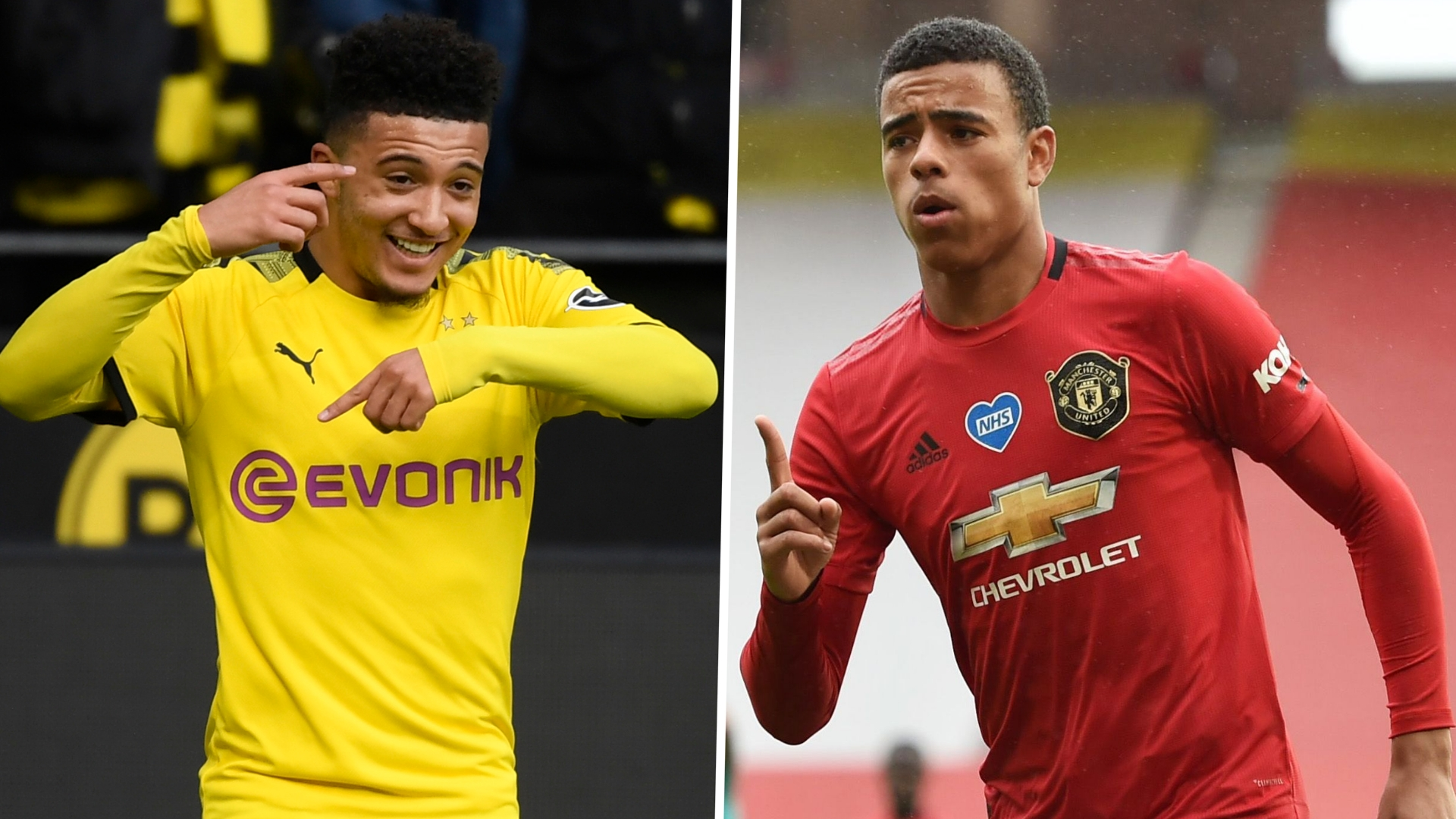 Manchester United's Mason Greenwood has a natural striker's killer instinct