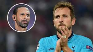 'I'd be gone!' - Kane told to consider Tottenham exit by former Man Utd star Ferdinand