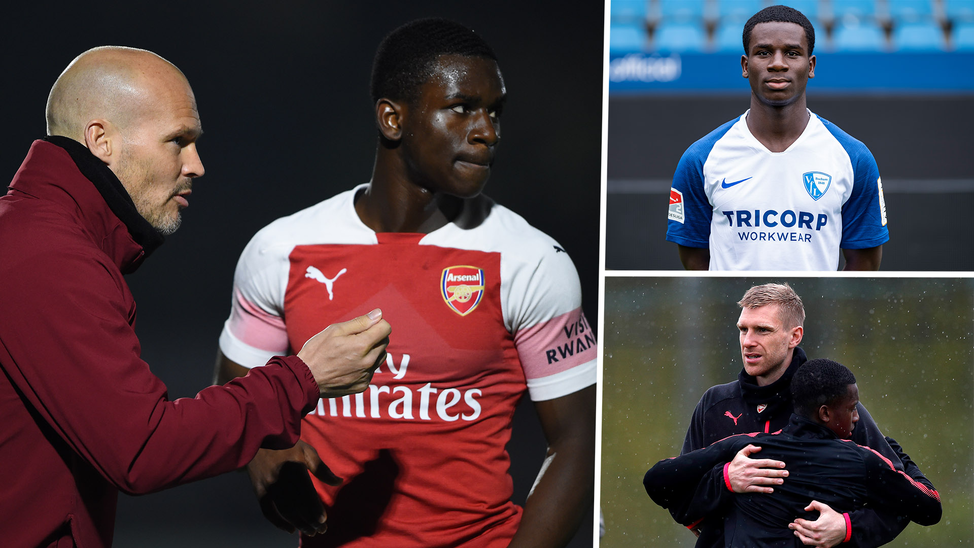 Previously Players Were Forgotten About Inside Arsenal S Impressive New Loan System Goal Com