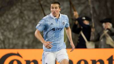 Matt Besler Sporting Kansas City MLS 2018