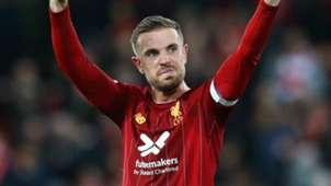 Jordan Henderson Liverpool 2019-20