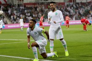 السعودية - هتان باهبري - سالم الدوسري