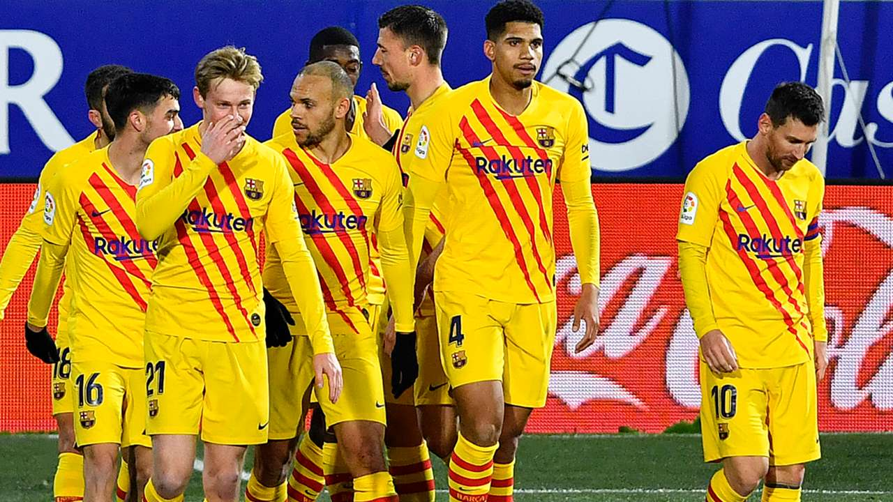 Barcelona 2020-21