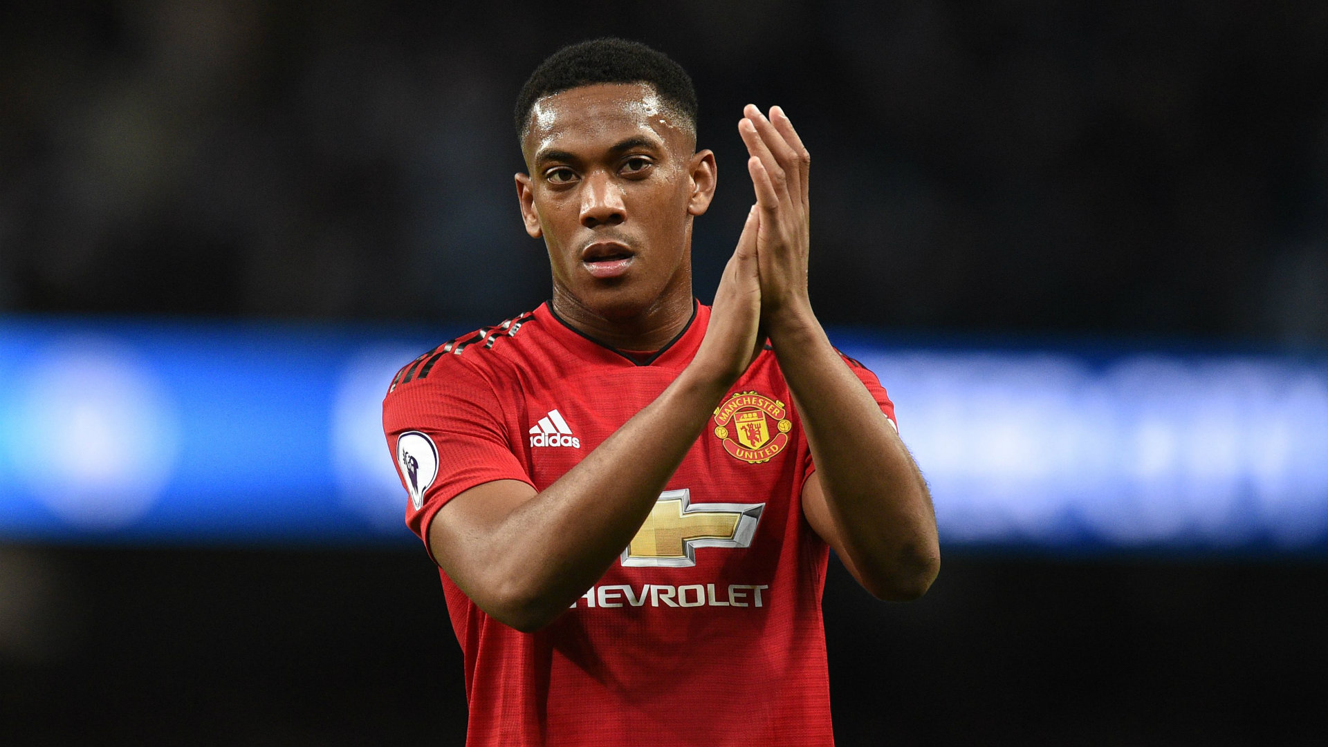 Anthony Martial Manchester United 2018-19
