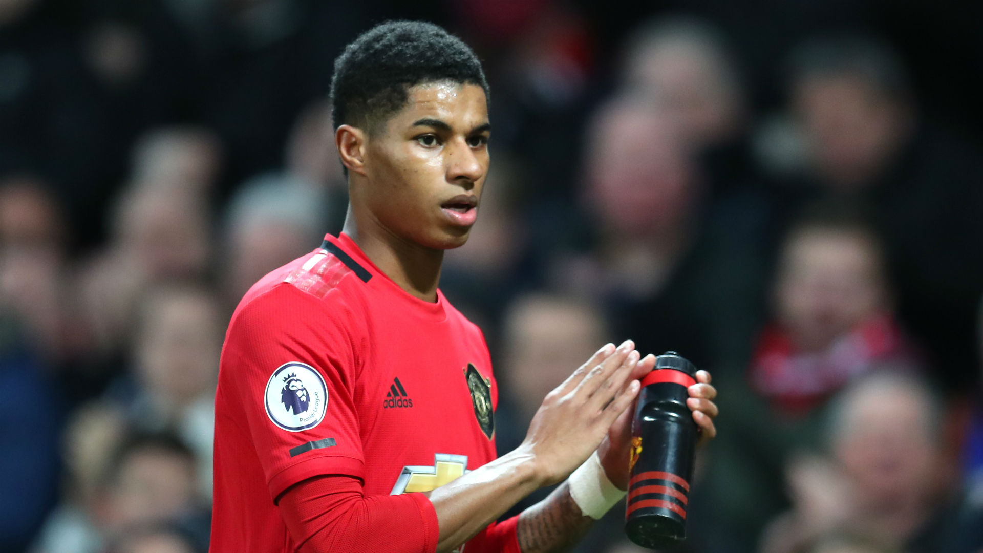 Manchester United Star Rashford Delivering Free Meals To Children During Premier League Suspension Goal Com