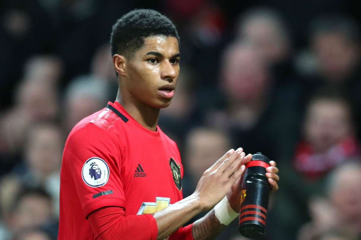 Rashford Reveals Manchester United Allowed Him To Join Their Academy Early Due To Home Circumstances Goal Com