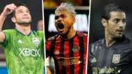 Josef Martinez Carlos Vela Nicolas Lodeiro MLS