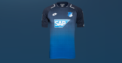 Hoffenheim Home Kit 2017/18