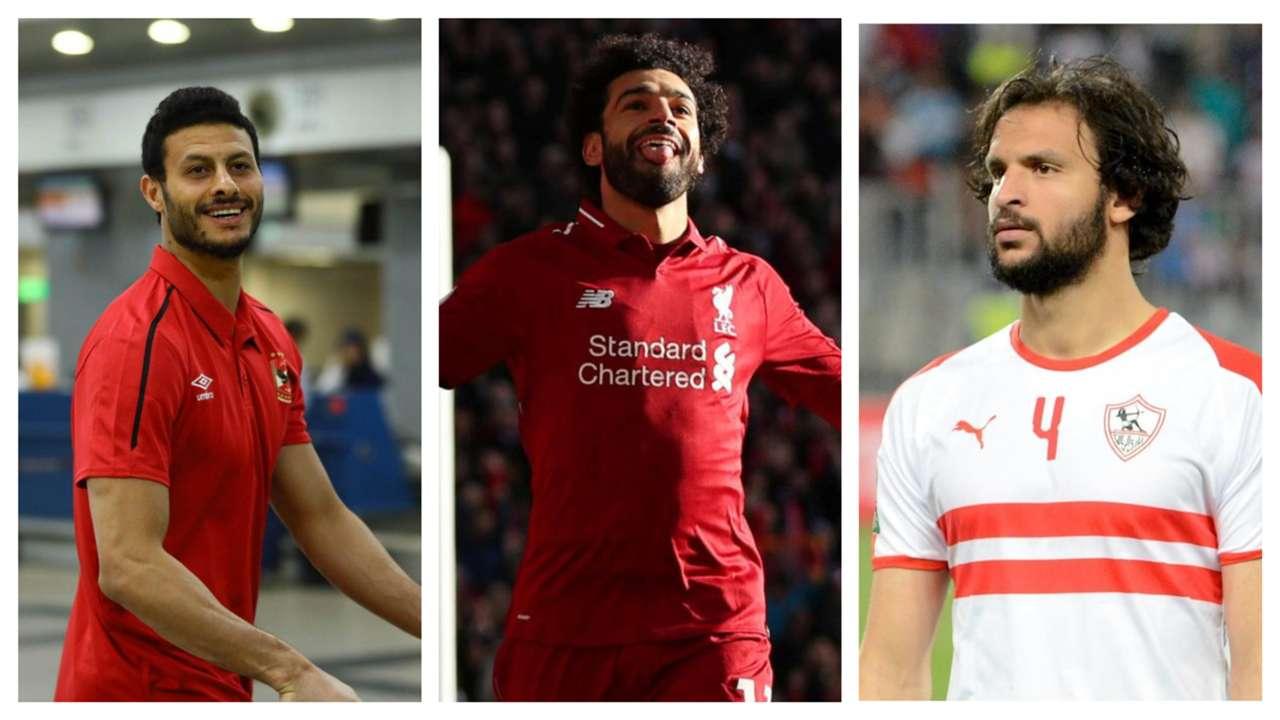 الأعلى قيمة سوقية بين اللاعبين المصريين