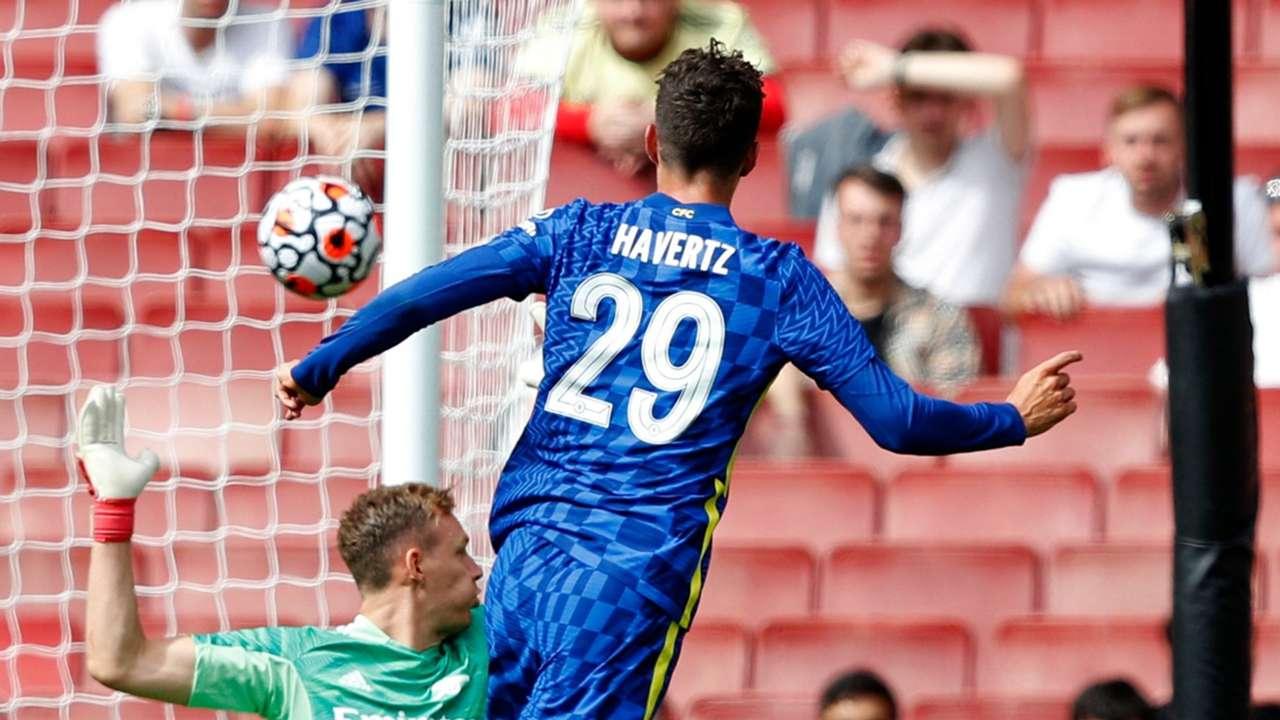Kai Havertz Chelsea 2021-22