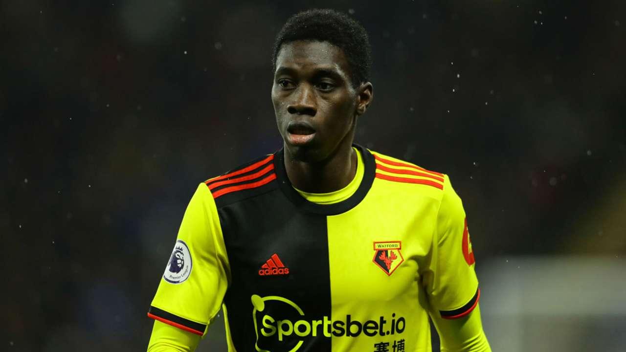 Watford's Ismaila Sarr 2019-20