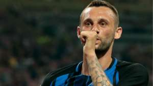 Marcelo Brozovic Inter Udinese