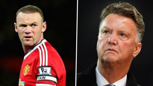 Rooney: Man Utd Sacked Van Gaal Too Soon