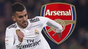 Dani Ceballos Real Madrid Arsenal