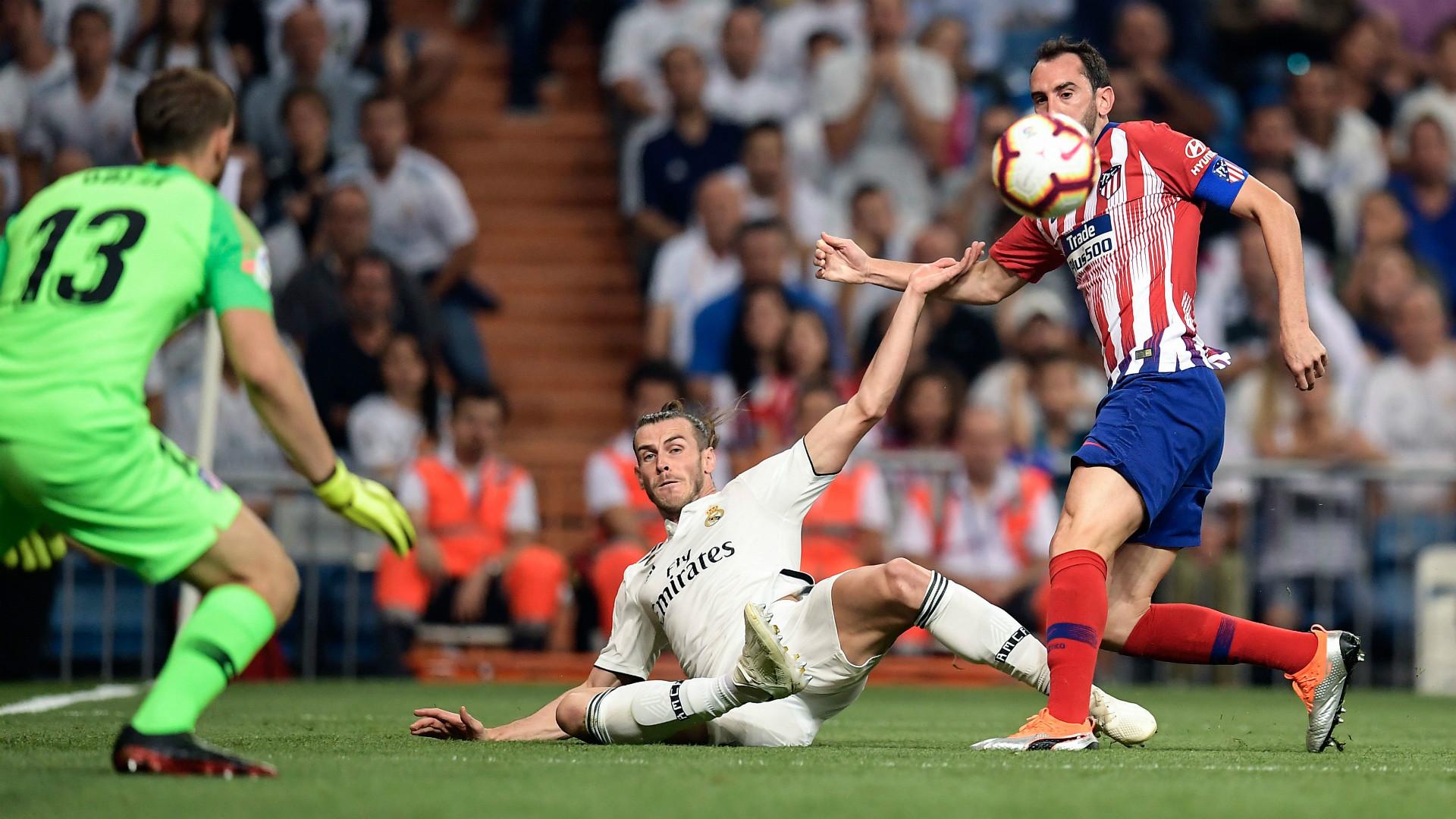 Bale Godin Real Madrid Atletico Madrid