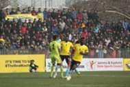 Real Kashmir Indian Arrows I-League 2018-19