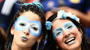 美女サポワールドカップ_フランスvsアルゼンチン_アルゼンチン2