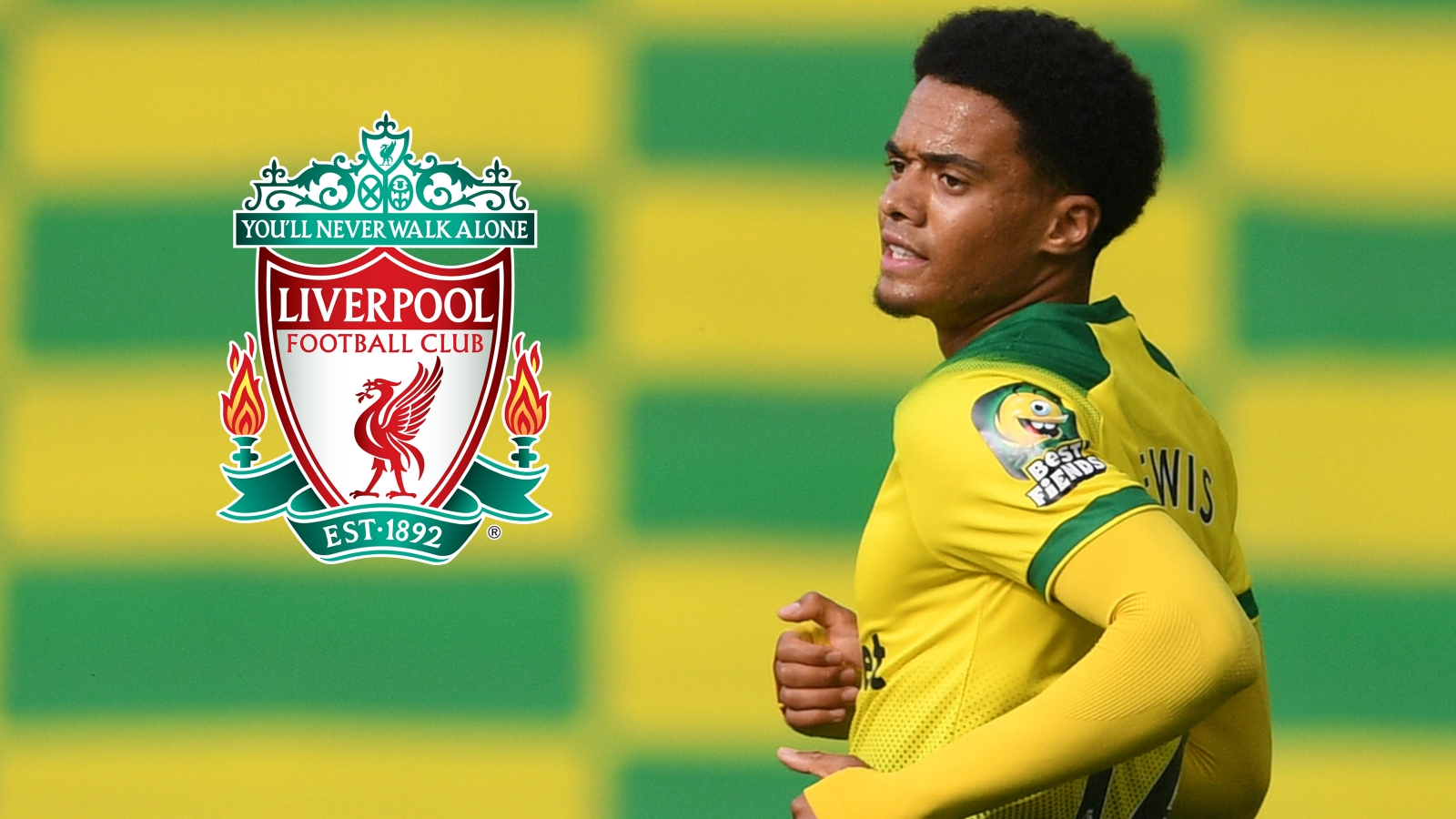 'Lewis has all the attributes for Liverpool' – Baraclough urges Norwich star to snap up Anfield opportunity