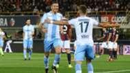 Bologna-Lazio Milinkovic-Savic Immobile