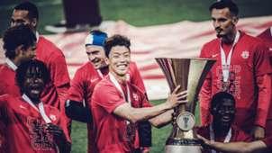Salzburg campeón de Copa 2019-2020