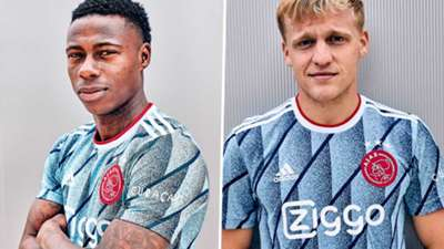 Ajax third kit 2020/21