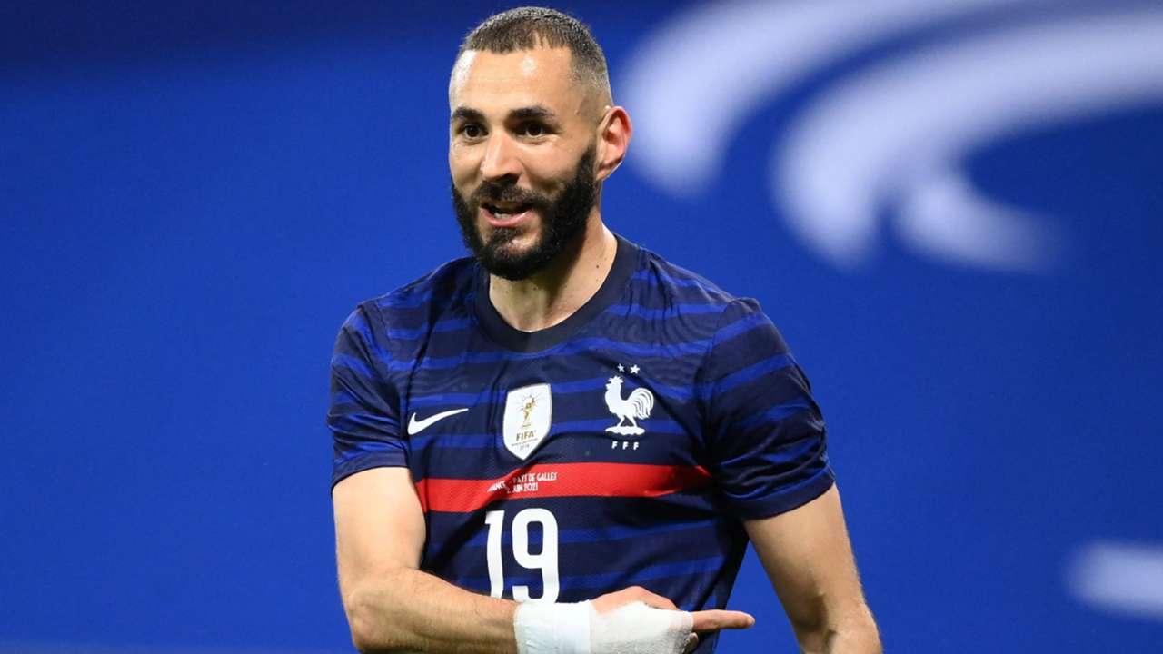 Euro 2020 Top 100 Karim Benzema