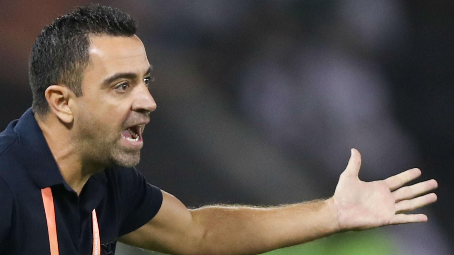 Las ocho condiciones que Xavi exigió para entrenar al Barça