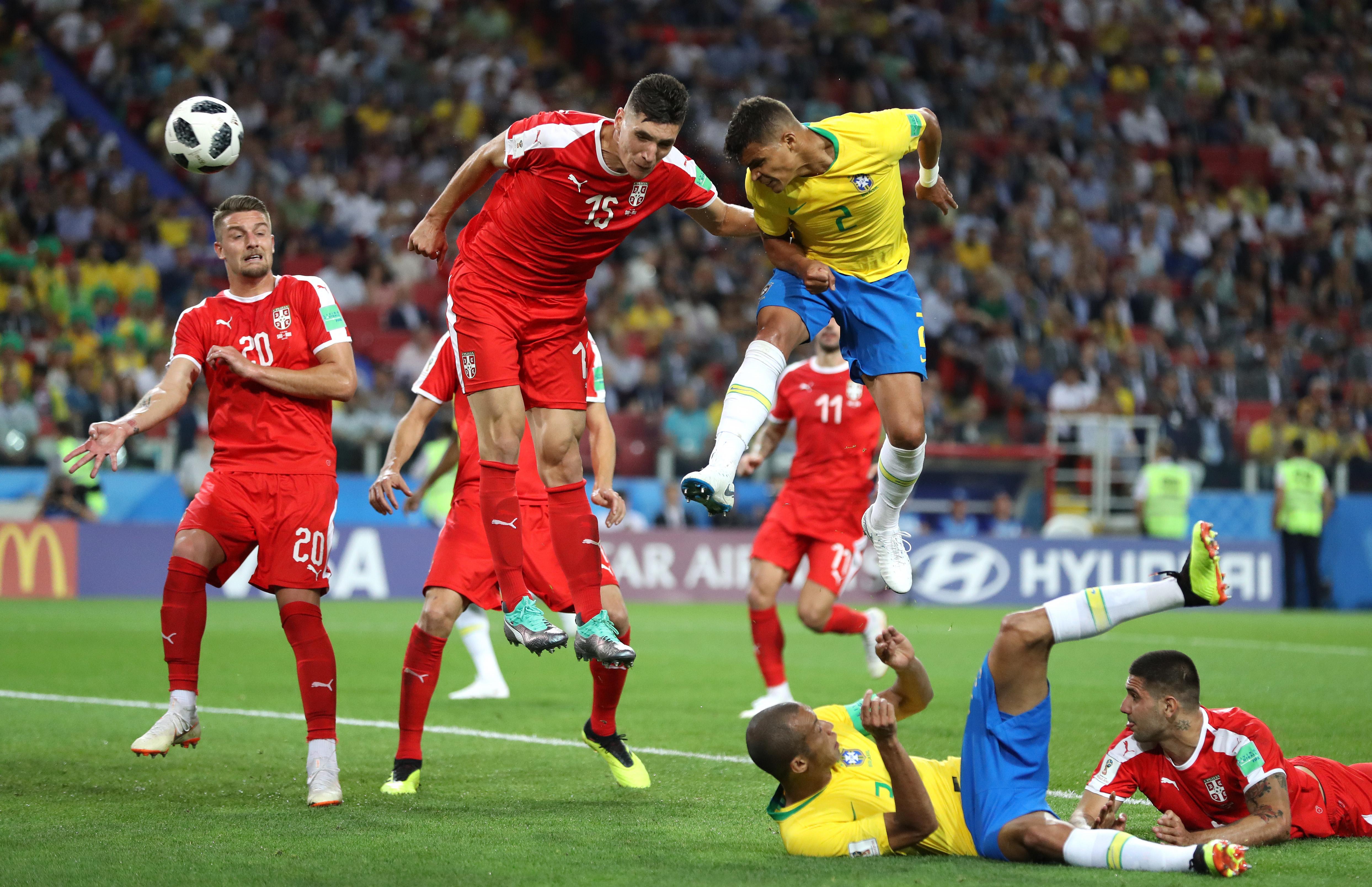 Thiago Silva Brazil World Cup