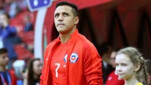 Alexis Sanchez Chile Confederations Cup