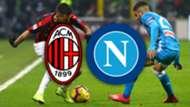 Milan Napoli Coppa Italia
