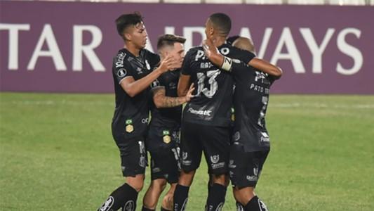 Olimpia Santos Libertadores 01102020