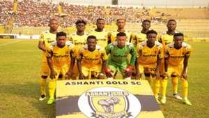 Ashanti Gold squad