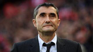 Ernesto Valverde Barcelona 2019