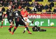 Radamel Falcao Monaco Rennes Ligue 1 20122017