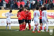 여자축구 국가대표팀