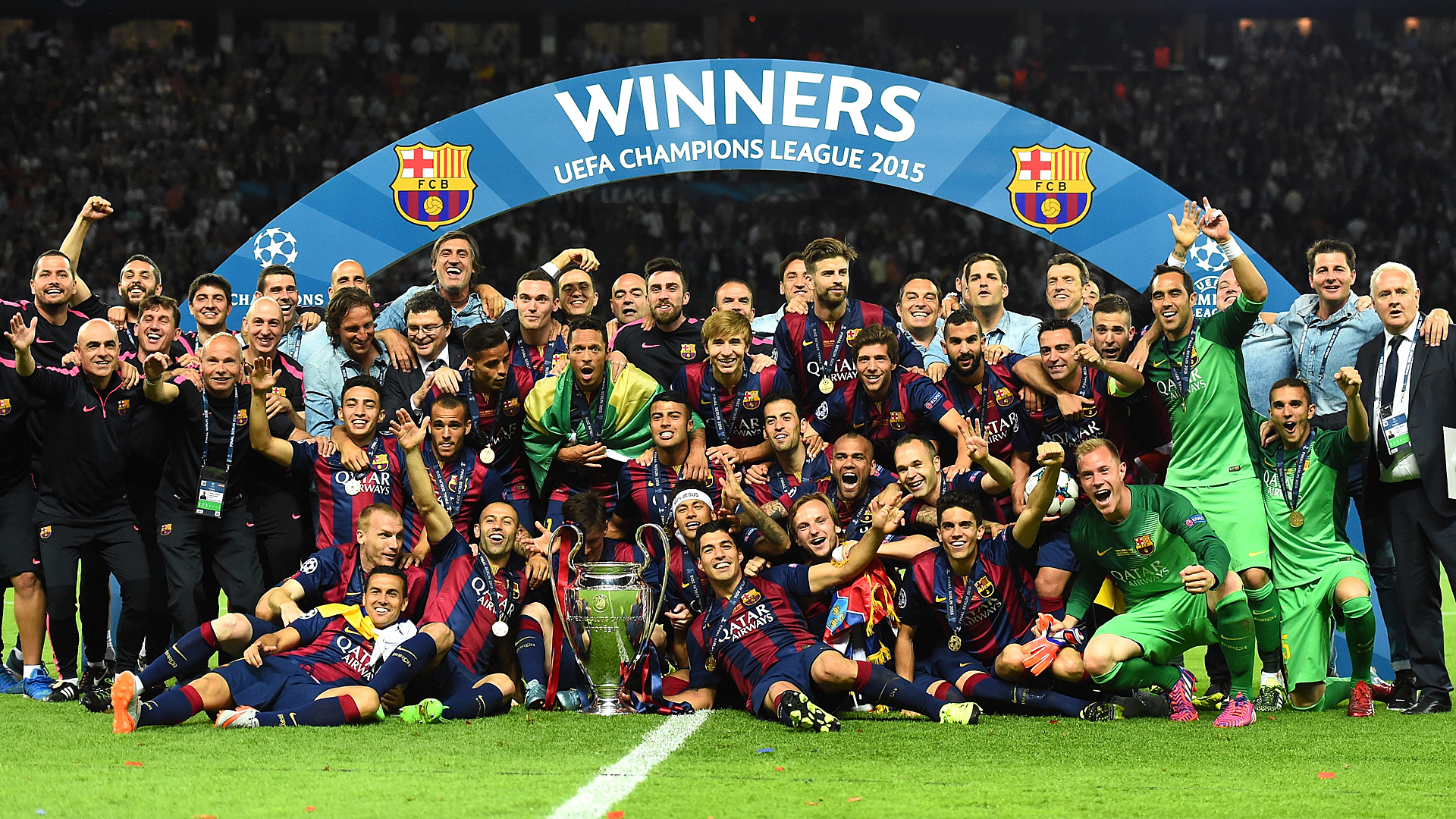 Cuántas Champions League ha ganado el Barcelona? | Goal.com