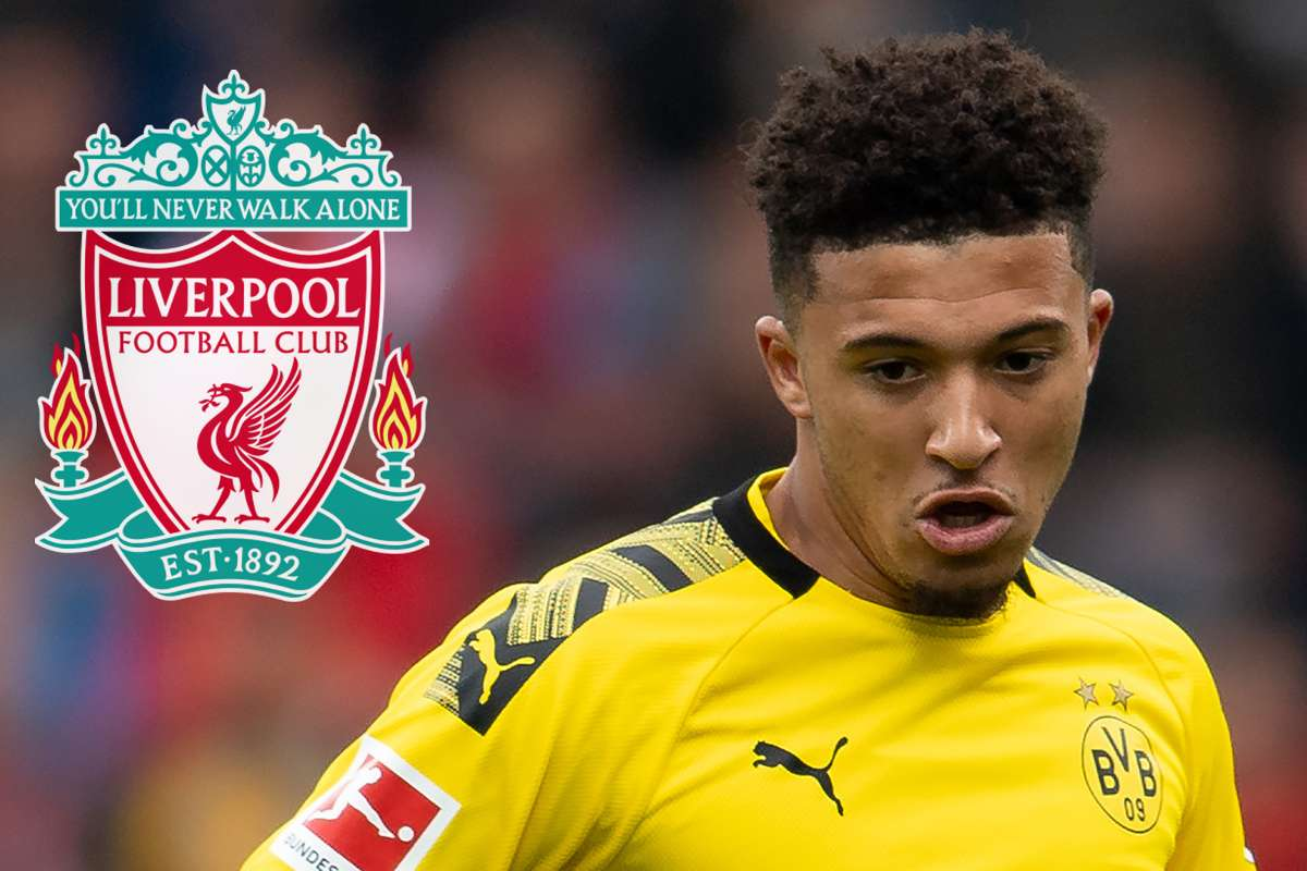Sancho would be a good fit for Liverpool' – Heskey in support of ...