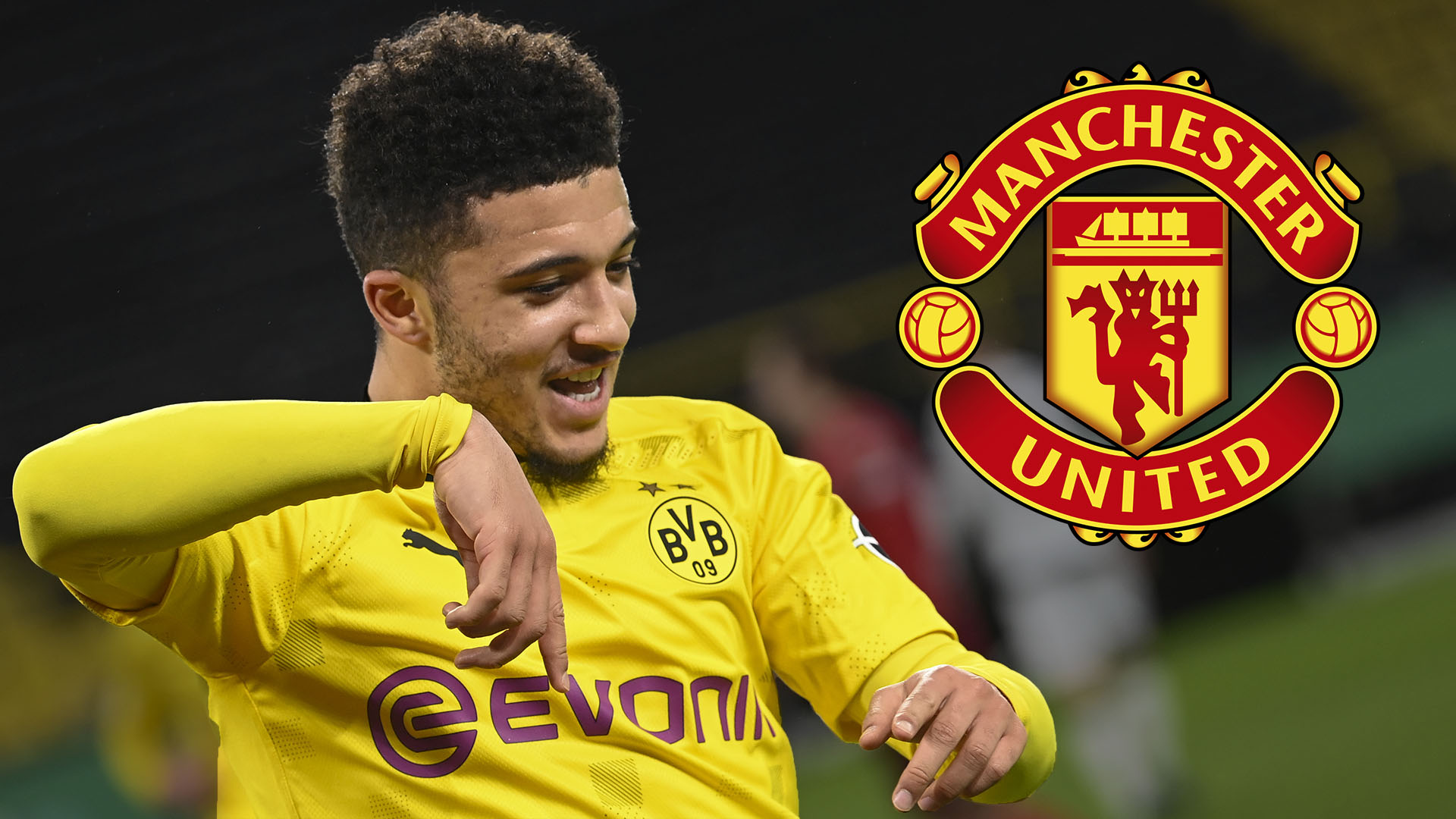 Man Utd complete £73m Sancho signing as England international signs five-year contract