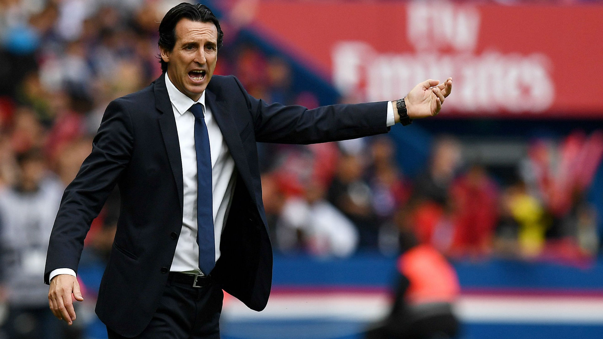 I needed more time at Arsenal, says ex-coach Emery