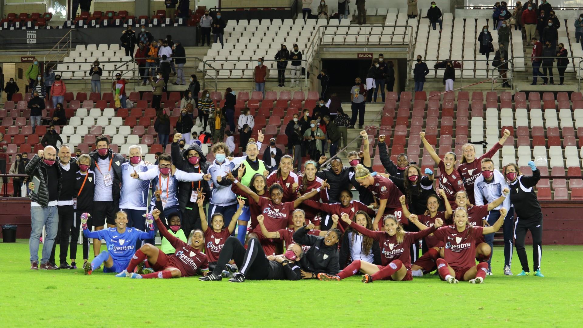 Asantewaa, Guehai, Elloh & Boho help Logrono to Spanish Copa de la Reina final