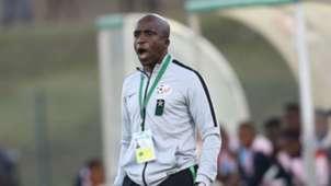 David Notoane, South Africa U23 coach, June 2019