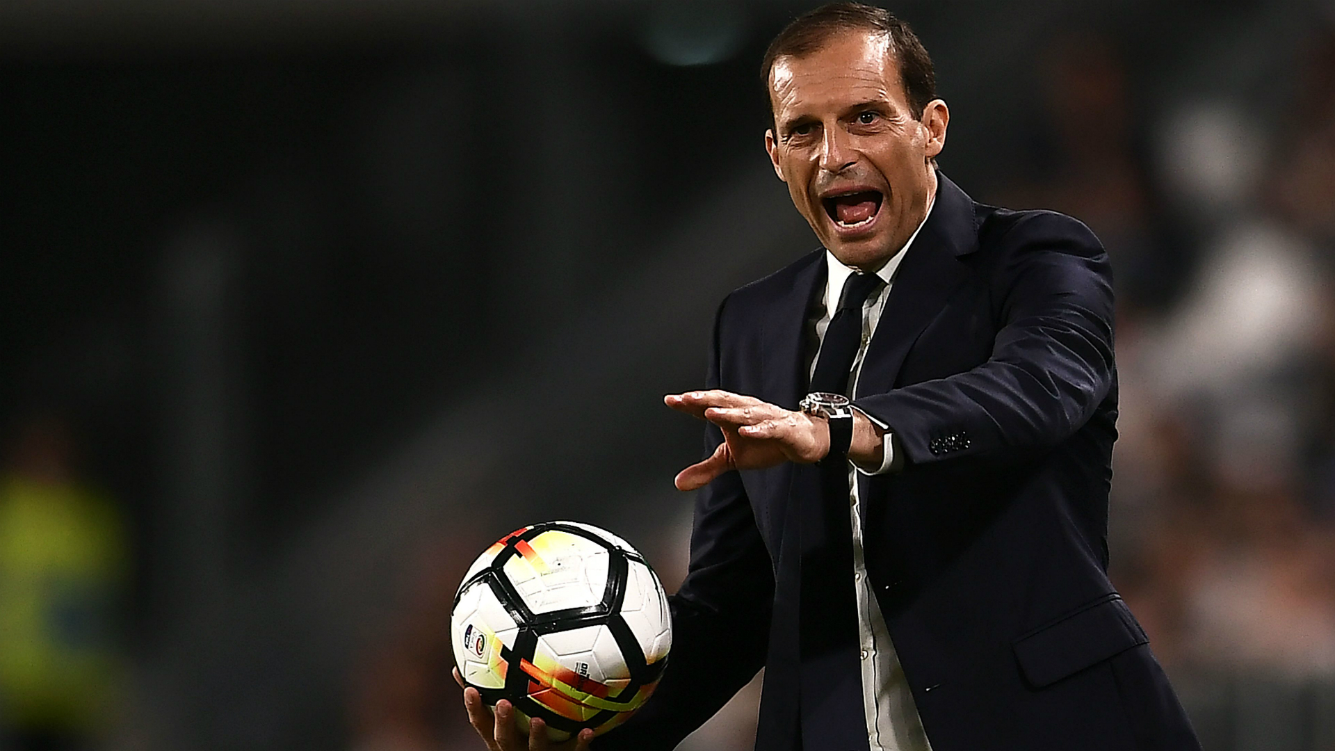 Massimiliano Allegri Juventus  coach