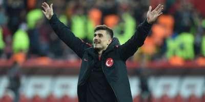 Dorukhan Tokoz Turkey Moldova European Qualifications 03/25/19