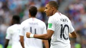 Kylian Mbappe Uruguay France