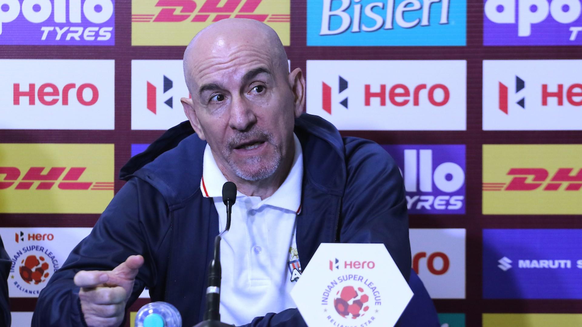 ATK's Antonio Lopez Habas - David Williams doubtful against Kerala Blasters